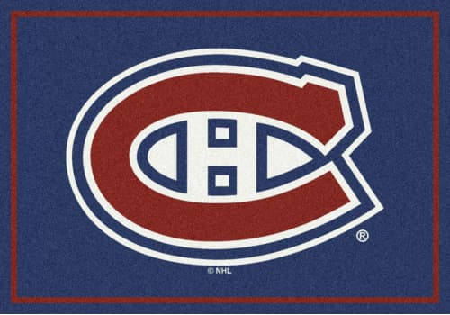 NHL Team Spirit Rug