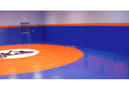Ideal for padding defensive and tactical training rooms, wrestling facilities, or combative training rooms and gymnasiums.