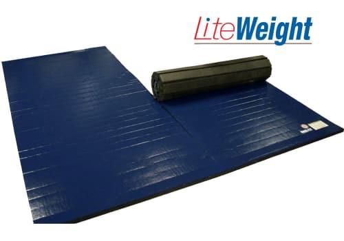 Wrestling Mat LiteWeight Zip (10'x10')