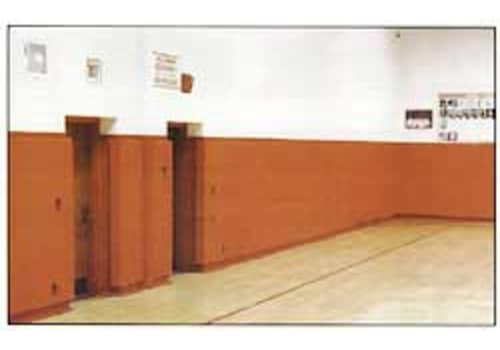 Wainscot Wall Padding Panels