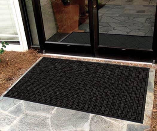 Outdoor Door Mat | Recycled Rubber Mat
