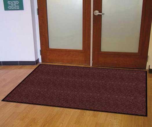 V-Rib / Herringbone Entrance Mat