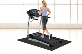 Large Treadmill Mat / Exercise Equipment Mats