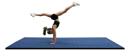 Practice Cheer Mats For Home and School Use