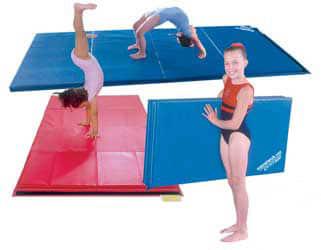 Gymnastics Mats - Tumbling Mats