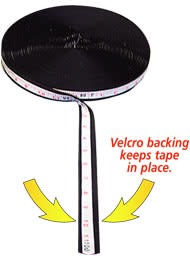 Vault Runway Tape Measure
