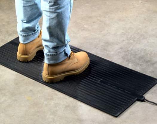 Foot Warmer Mat - Largel