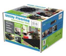 Rubber Utility Flooring