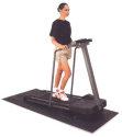 Treadmill Equipment Mat