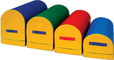 Gymnastics Mailbox Skill Shape