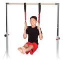 Gymnastics Rings for Mini High Bar
