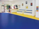 Seamless Martial Arts Floor for Dojos