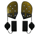 Heated Shoe Insoles - Battery Powered