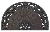 Bentley Half Round Scraper Door Mat