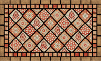Masterpiece Mat - Bollywood Tiles