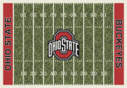Ohio State Buckeyes - Sports Team Rug