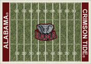 Alabama Crimson Tide - Sports Team Rug