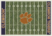 Clemson Tigers - Sports Team Rug
