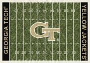 Georgia Tech Yellow Jackets - Sports Team Rug