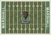 Marshall Thundering Herd - Sports Team Rug