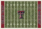 Texas Tech Red Raiders - Sports Team Rug