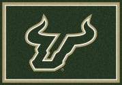 South Florida Bulls - Sports Team Rug