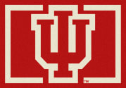 Indiana Hoosiers - Sports Team Rug