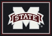Mississippi State Bulldogs - Sports Team Rug