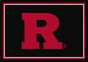 Rutgers Scarlet Knights - Sports Team Rug