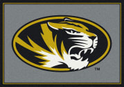 Missouri Tigers - Sports Team Rug
