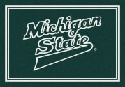 Michigan State Spartans - Sports Team Rug