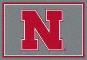 Nebraska Cornhuskers - Sports Team Rug