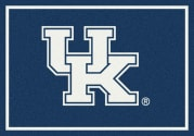 Kentucky Wildcats - Sports Team Rug