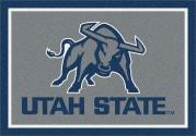 Utah State Aggies - Sports Team Rug