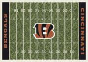 Cincinnati Bengals - Sports Team Rug