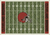 Cleveland Browns - Sports Team Rug