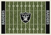 Oakland Raiders - Sports Team Rug