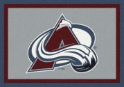 Colorado Avalanche - Sports Team Rug
