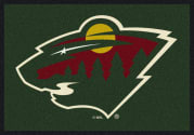 Minnesota Wild - Sports Team Rug