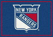 New York Rangers - Sports Team Rug