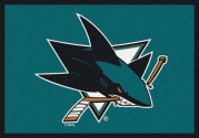 San Jose Sharks - Sports Team Rug
