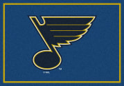 St. Louis Blues - Sports Team Rug