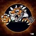 LiteWeight Wrestling Mat - Tiger (10'x10')