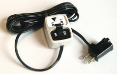 Control Switch for Foot Warmer Mat