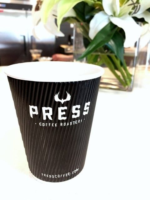 Press Coffee Cup