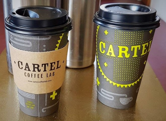 Cartel Coffee Cups