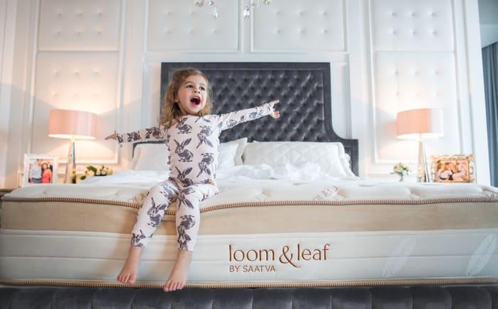 Loom-Leaf-Mattress-Child