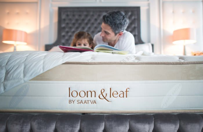 Loom-Leaf-Mattress-Family