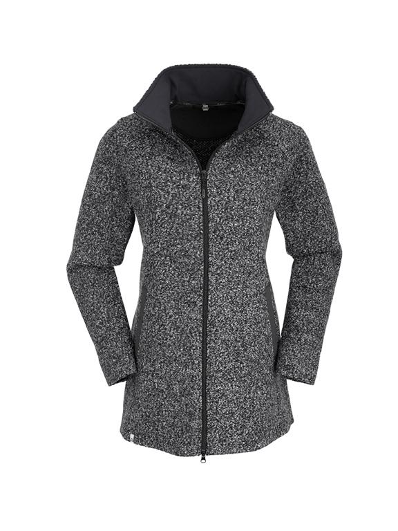 Traudi II – Fleece Kurzmantel