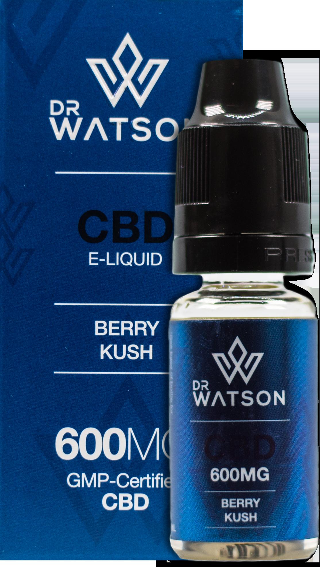 Berry Kush E-Liquids